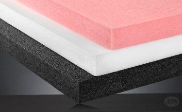 Technical foam, TECHNISCHE SCHÄUME, TECHNICAL FOAM, PIANKA TECHNICZNA, ТЕХНИЧЕСКАЯ ПЕНА, JIFFY PACKAGING GLIWICE